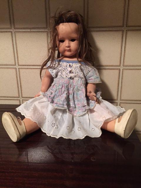 poupée ancienne de 1957 0 Sault-de-Navailles (64)