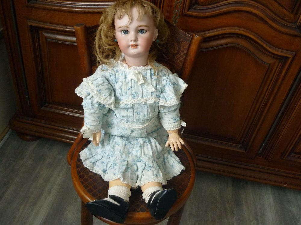 Poupée ancienne bébé JUMEAU  0 Thann (68)
