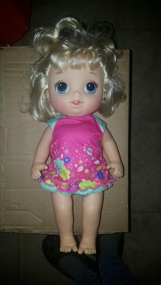Poupée baby Alice pipi 15 Yerres (91)