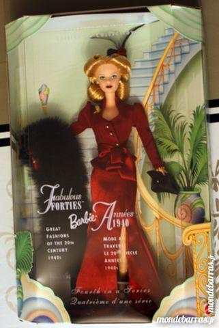 Poupée Barbie Année 1940 (Fabulous Forties) 50 Cabestany (66)