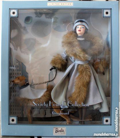 Poupée Barbie Society Hound Edition Limitée 130 Cabestany (66)