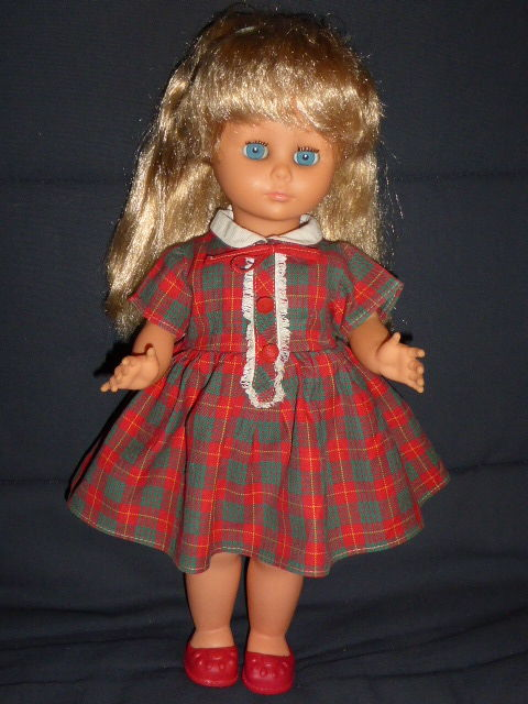 poupée bella SCHILDKROT années 1970 44 cm 35 Rueil-Malmaison (92)