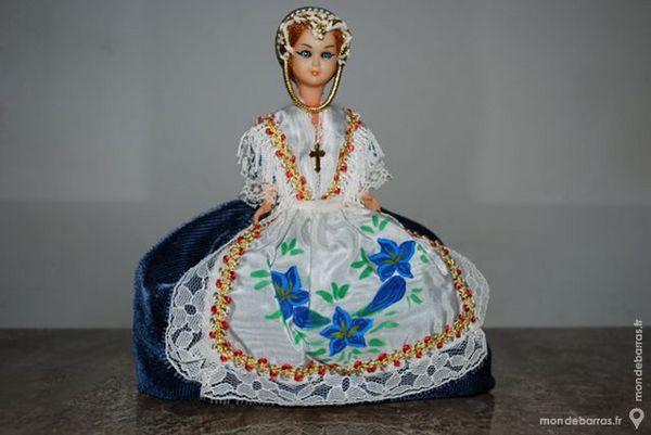 poupée  de collection 5 Bauvin (59)
