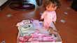 Poupée Dora l exploratrice en très bon état + accessoires