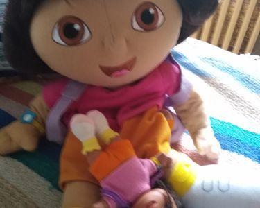 POUPEE DORA Jeux / jouets