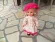 poupée qui marche