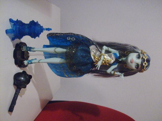 poupée monster high frankie millet une goule 28 Beaurepaire (38)