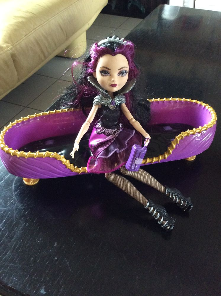 Poupée Monster High Ever After High Cheveux Violets 25 Cournonterral (34)