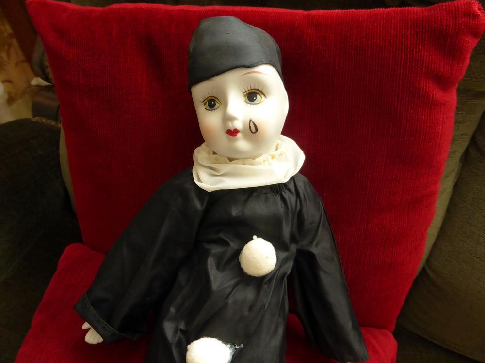 1 poupée PIERROT neuve en porcelaine 10 Rouvroy (62)