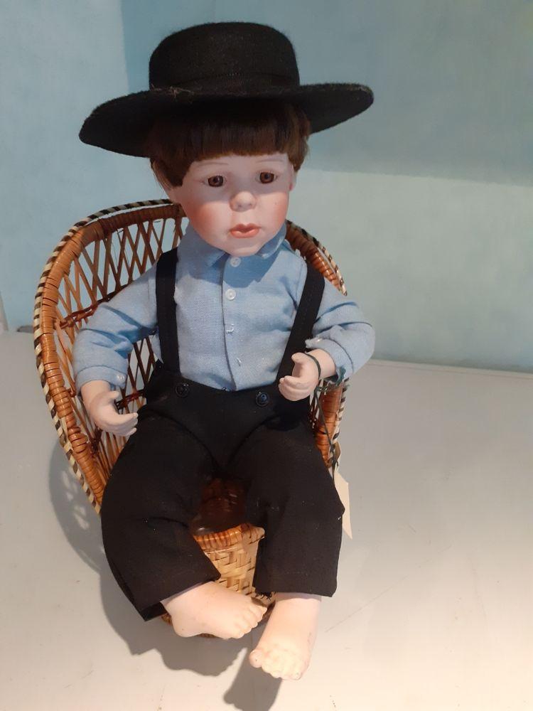 poupée de porcelaine 70 Brignais (69)