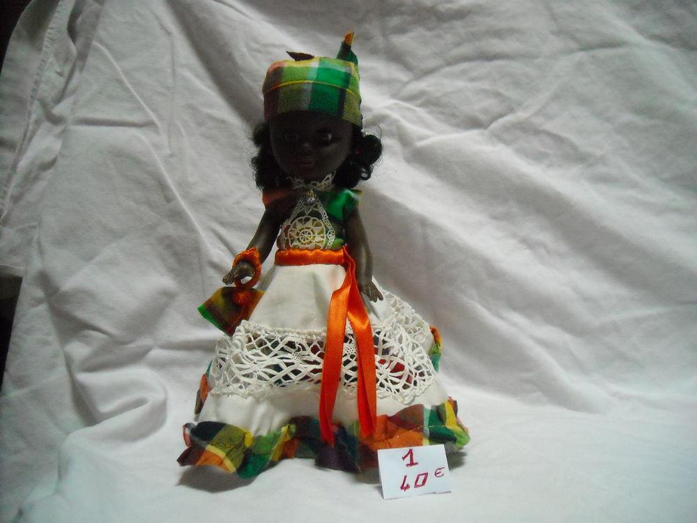 poupées antillaises habillées main 40 Saint-Pierre-d'Irube (64)