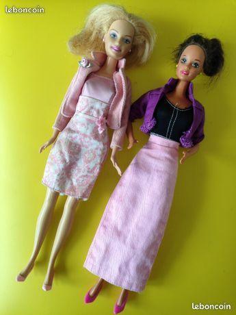 Poupées Barbie et autres...  3 Saint-Vallier (71)