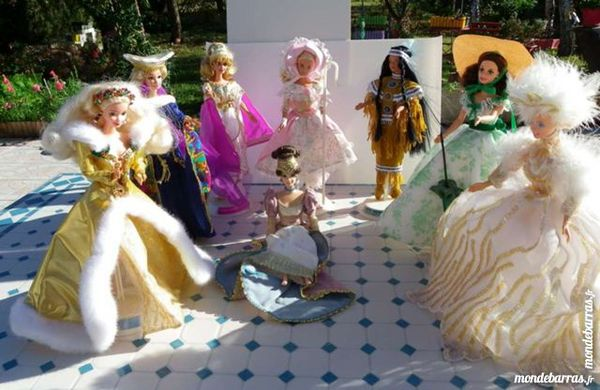 Poupées Barbie de collection 40 Montlouis-sur-Loire (37)