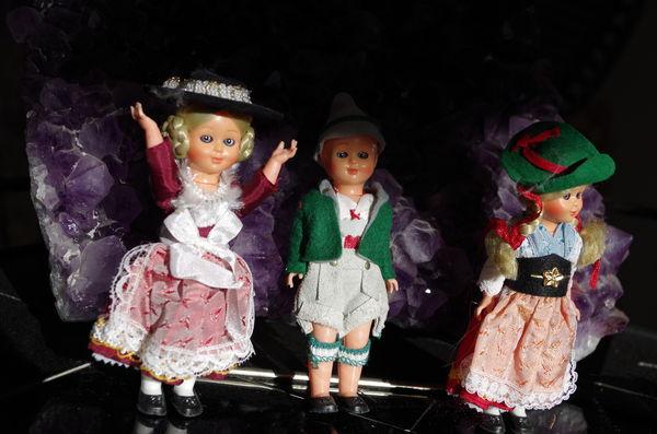 poupées de collection differents modeles à choisir par lot 10 Le Pradet (83)