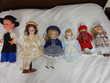 poupées de collection + poupon Villette-de-Vienne (38)