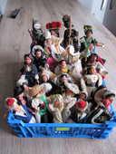 poupées de collection 15 Saint-Pierre-de-Chandieu (69)