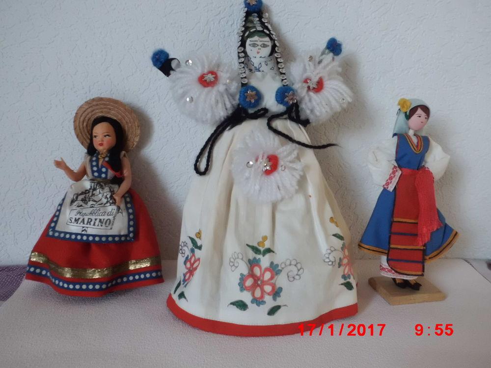 POUPEES  de collection 20 Saint-Jean-du-Falga (09)