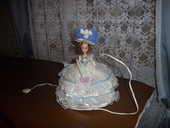 poupées  lampes 10 Ozoir-la-Ferrière (77)