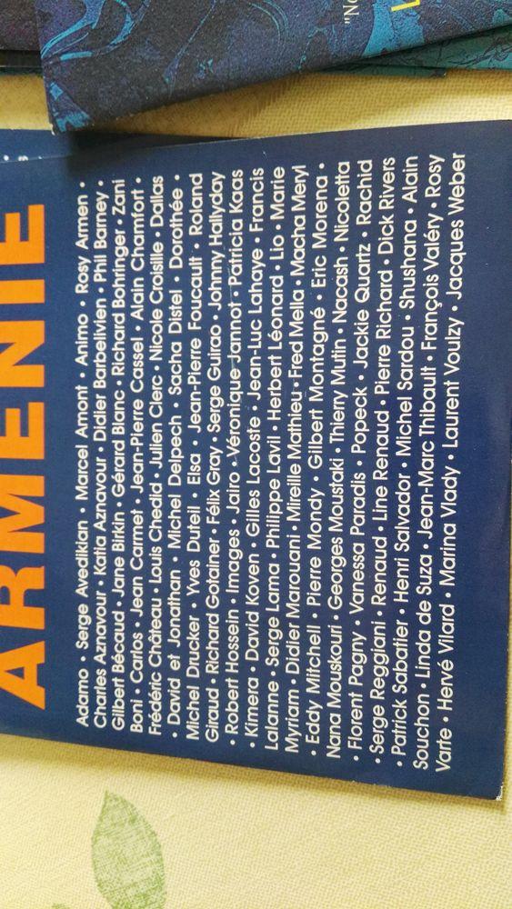 POUR TOI ARMENIE 5 Paris 18 (75)