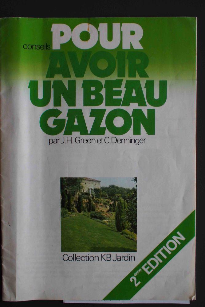 POUR AVOIR UN BEAU GAZON 2 Rennes (35)