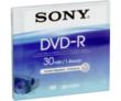 5 DVD R POUR CAMESCOPE 30MN