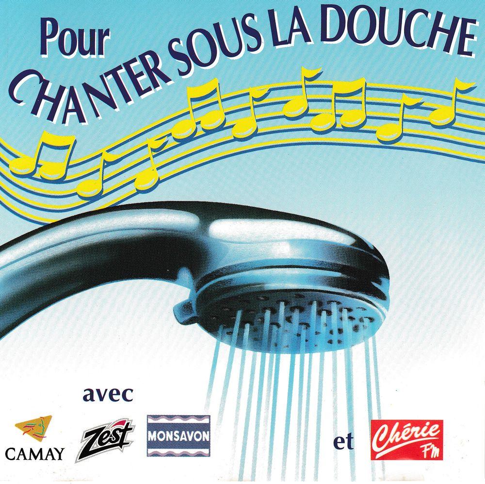 CD  Pour Chanter Sous La Douche  Objet Publicitaire MonSavon 7 Bagnolet (93)