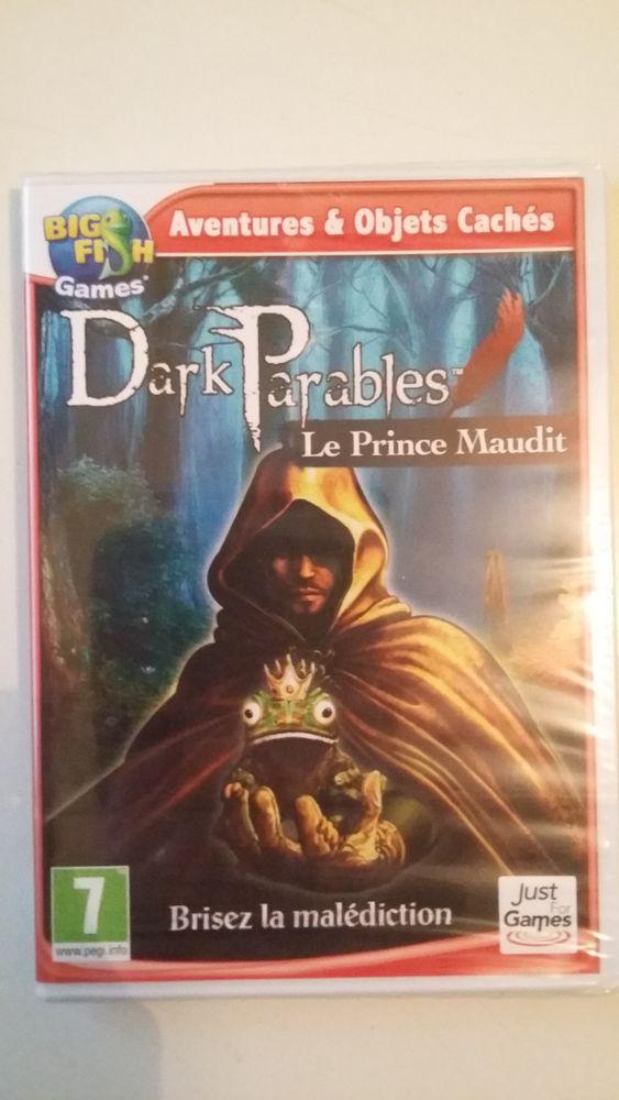 Jeu pour PC : Dark Parables : NEUF 10 Limoges (87)