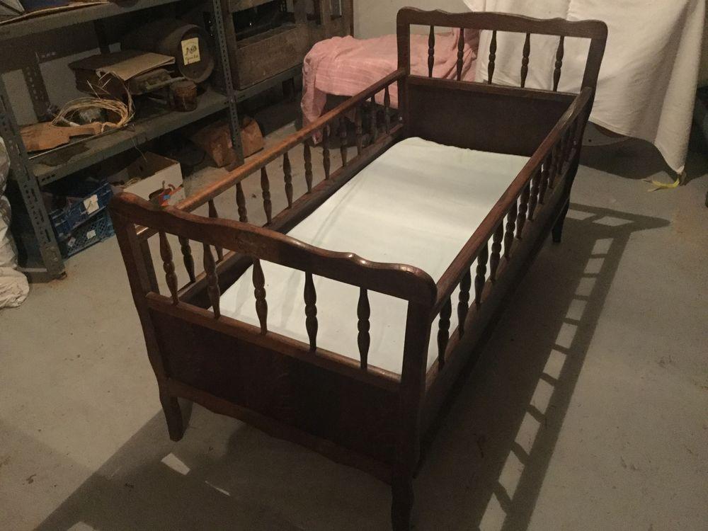 lit pour enfant chene Meubles
