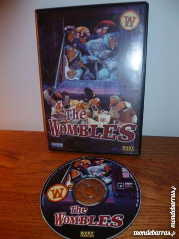 DVD pour enfant : The Wombles (5 épisodes) TBE 4 Issou (78)