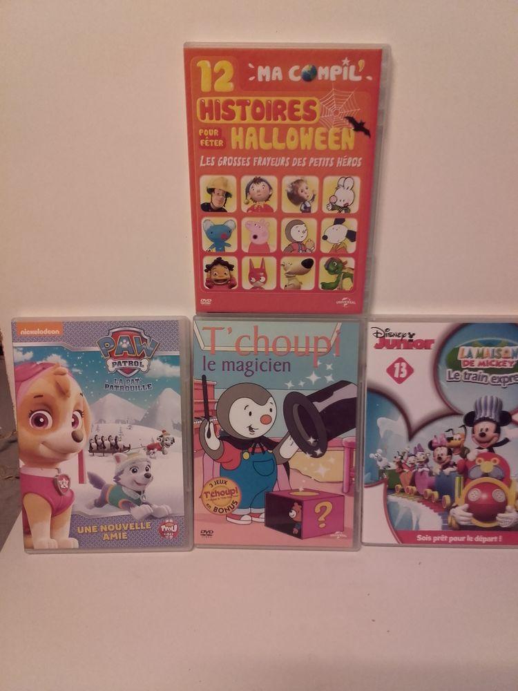 4 DVD pour enfants 10 Taverny (95)