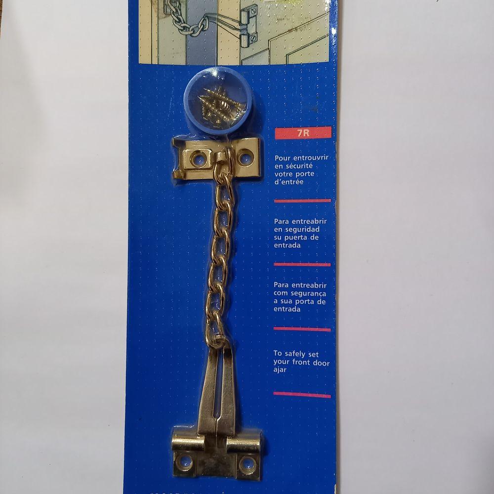 Pour entrouvrir en sécurité votre porte, fabriqué en France  10 Saumur (49)