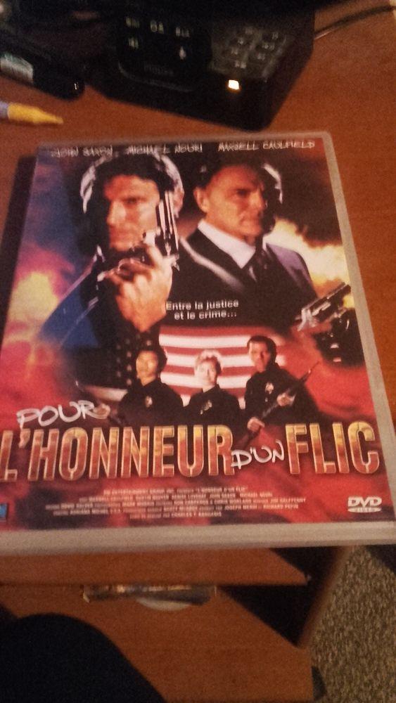 DVD Pour l'honneur d'un flic. Livraison possible 1 Rixheim (68)