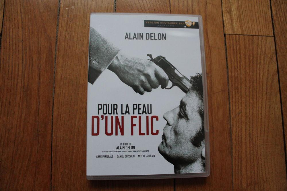 DVD  POUR LA PEAU D UN FLIC  8 Dijon (21)