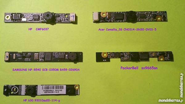 Web Cam pour pc portable- HP-Acer-Samsung-PBell 10 Saint-Germain-lès-Arpajon (91)