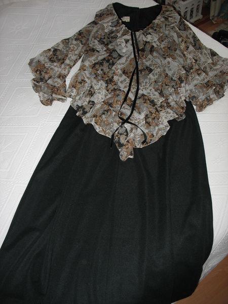 Robe de soiree vintage occasion