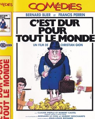 C EST DUR POUR TOUT LE MONDE film de christian gion  19 Rosendael (59)