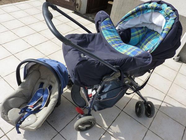 Poussette 3 en 1 Bébé Confort 60 Martres-sur-Morge (63)