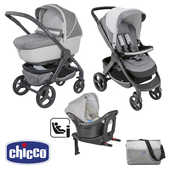 Poussette Chicco trio StyleGo 700 Magny-le-Hongre (77)