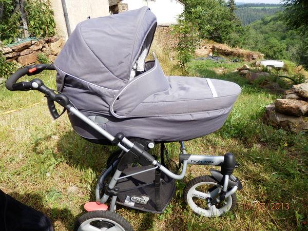 Poussette-landau combinés bébé confort high treck 190 Marvejols (48)