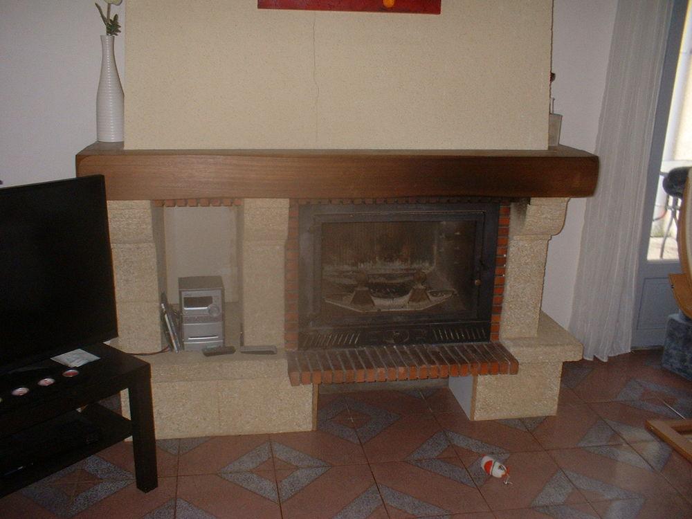 poutre de cheminée  80 Camiac-et-Saint-Denis (33)