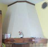 poutre chêne pour habillage de hotte de cuisine angle ou aut 25 Ancenis (44)