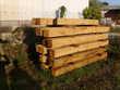 poutres chêne 25x25 Parthenay (79)