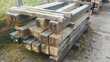 poutres chêne 25x25 Bricolage
