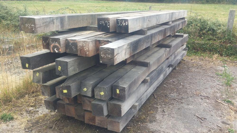 poutres chêne 30x30 Bricolage