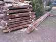 Poutres et solives anciennes chêne et peuplier Bricolage