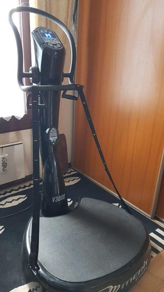 Power plate vibrante Fitness MERIT V3000 400 Saint-Orens-de-Gameville (31)