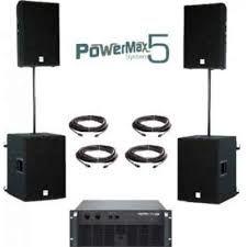PowerMax5 Dynacord 3500 Paris 20 (75)