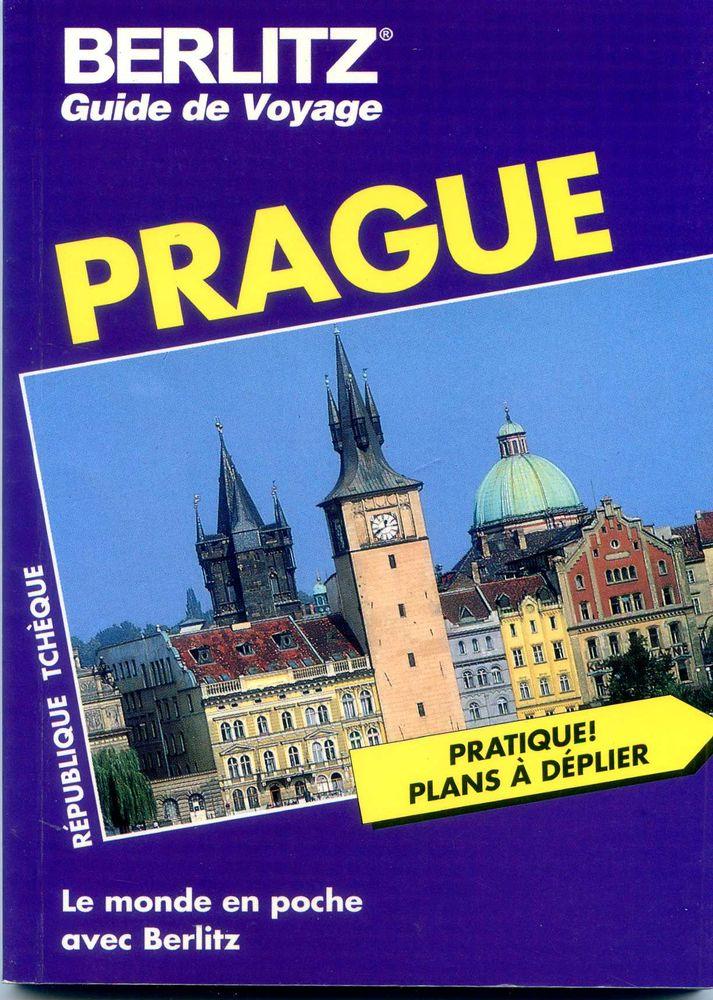 PRAGUE , Livres et BD