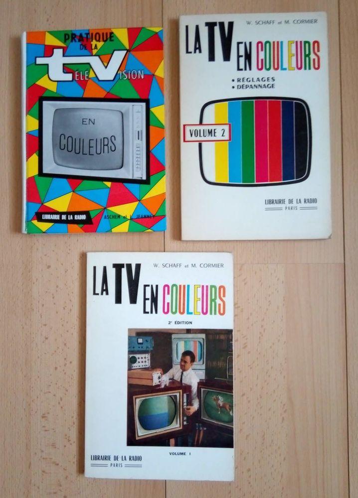 Pratique de la télévision en couleur 10 Chelles (77)