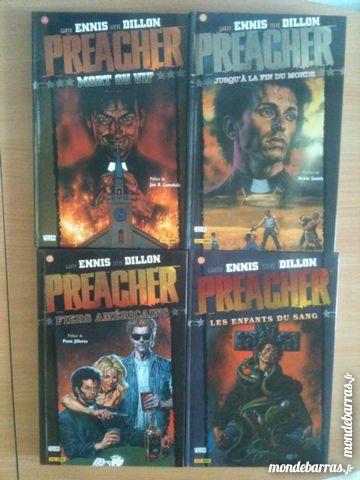 """""""""""""""Preacher"""""""" T1 à T3 (Panini) (EO)"""" Livres et BD"""